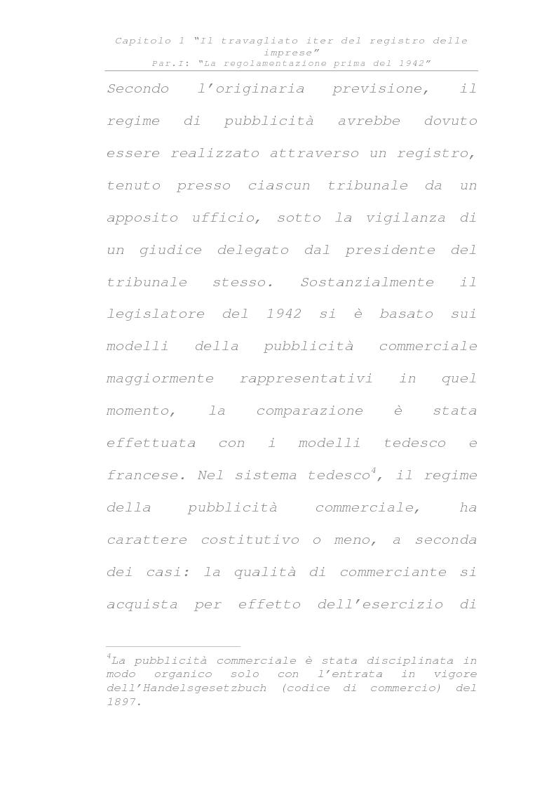 Anteprima della tesi: Il registro delle imprese, Pagina 8