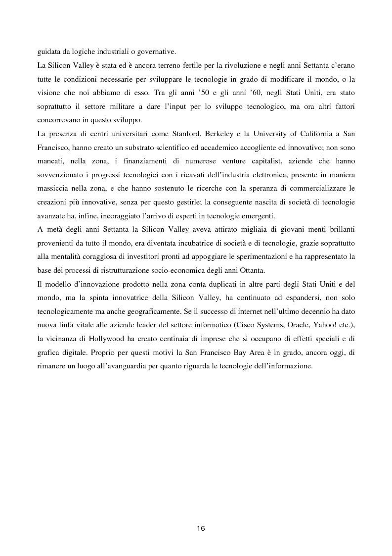 Anteprima della tesi: Internet senza fili, Pagina 13