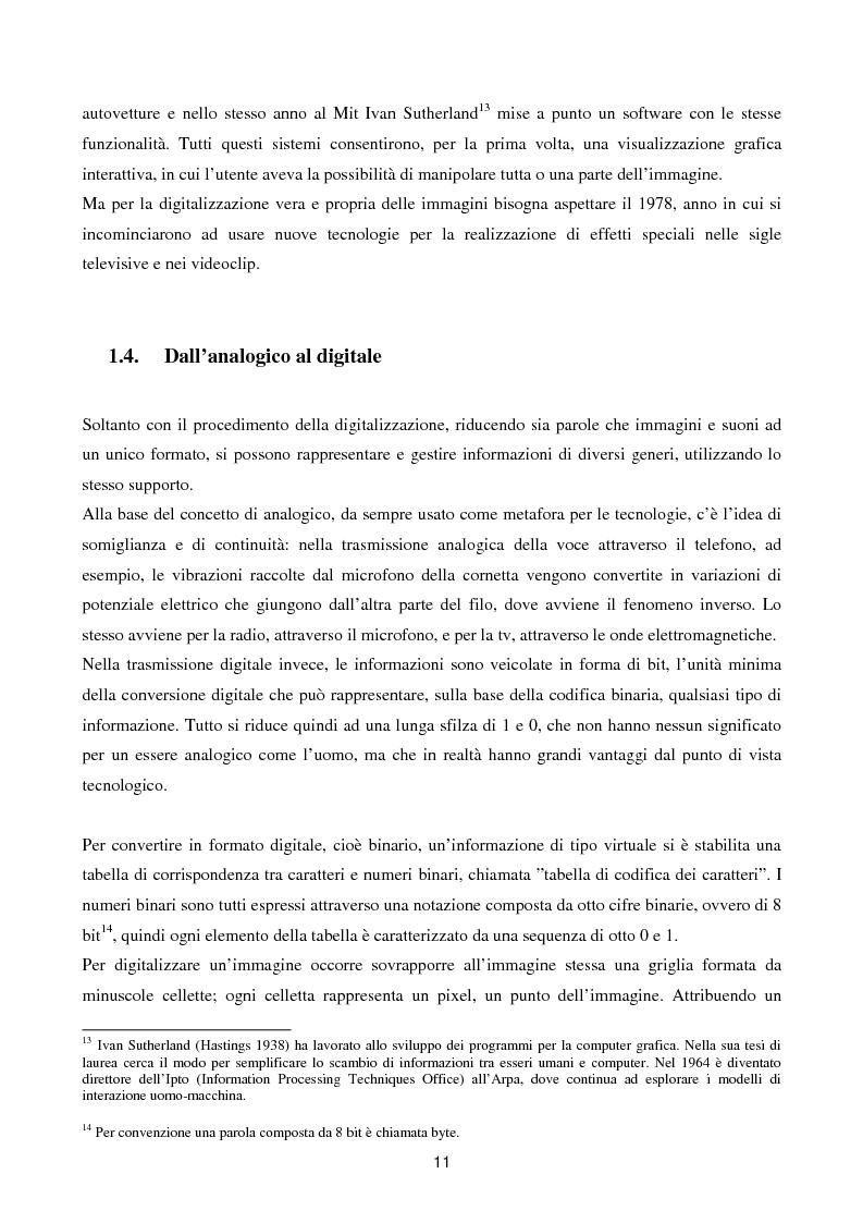 Anteprima della tesi: Internet senza fili, Pagina 8