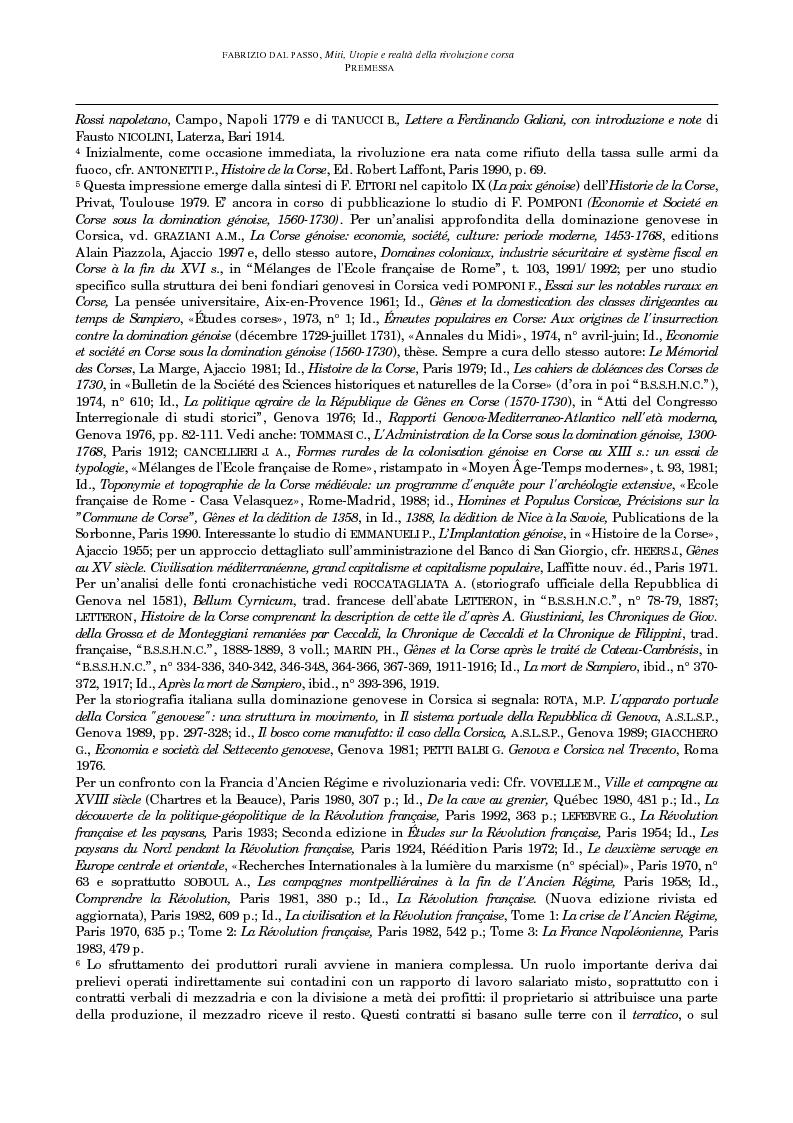 Anteprima della tesi: Miti, utopie e realtà della rivoluzione corsa (1729-1769), Pagina 8