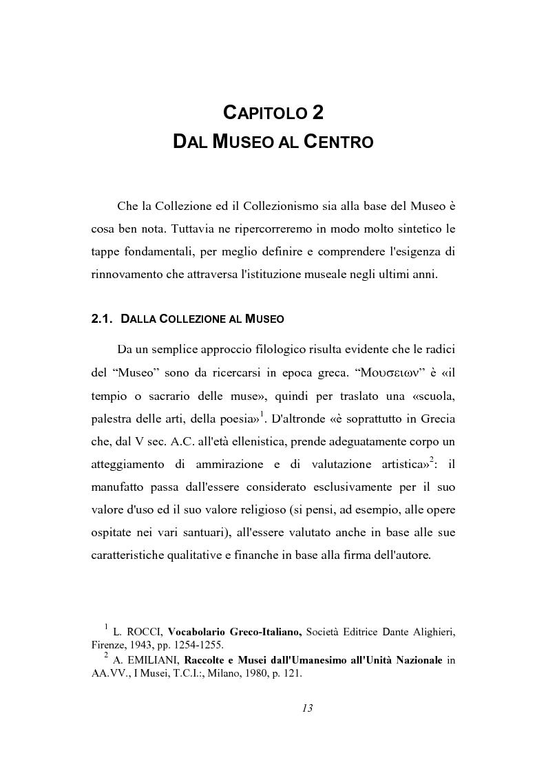 Anteprima della tesi: Dal museo al centro di cultura: l'esperienza del Centre de Cultura Contemporània de Barcelona, Pagina 11