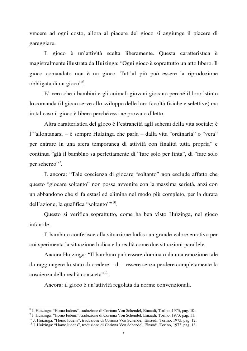 Anteprima della tesi: Apprendimento ludico e avviamento al gioco del calcio, Pagina 3