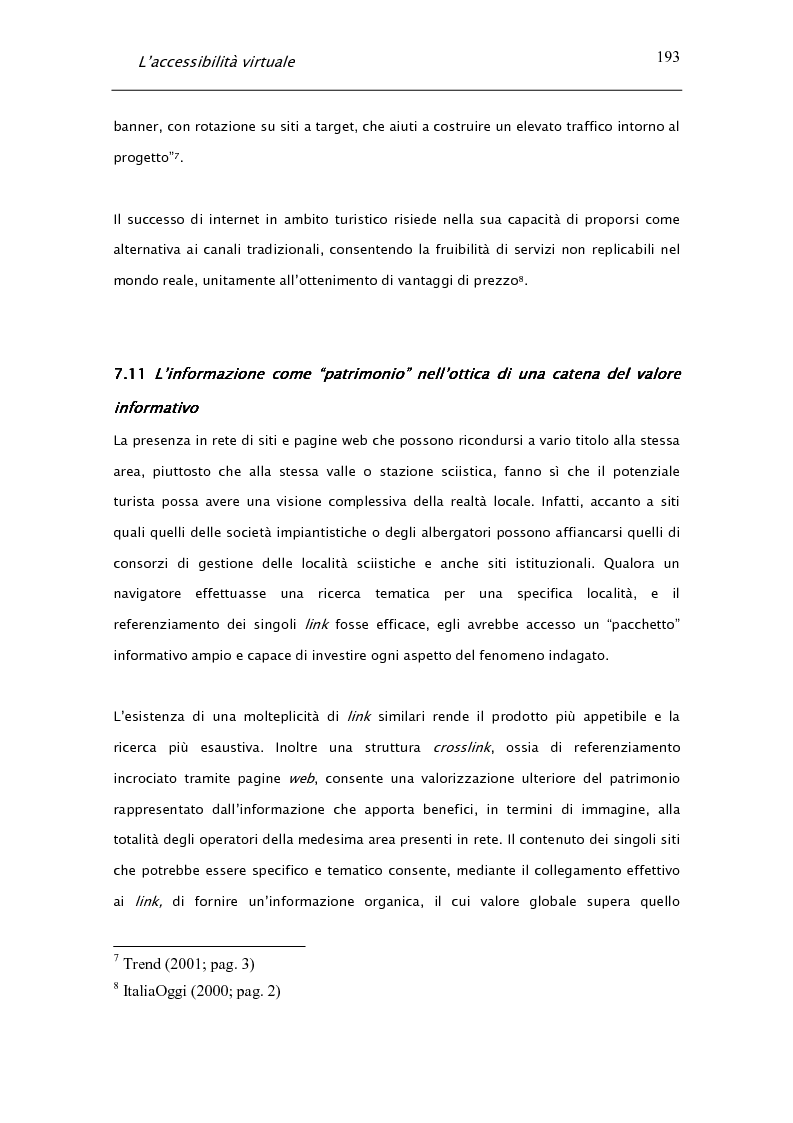 Anteprima della tesi: Il turismo sciistico tra sviluppo sostenibile e esternalità negative, Pagina 13