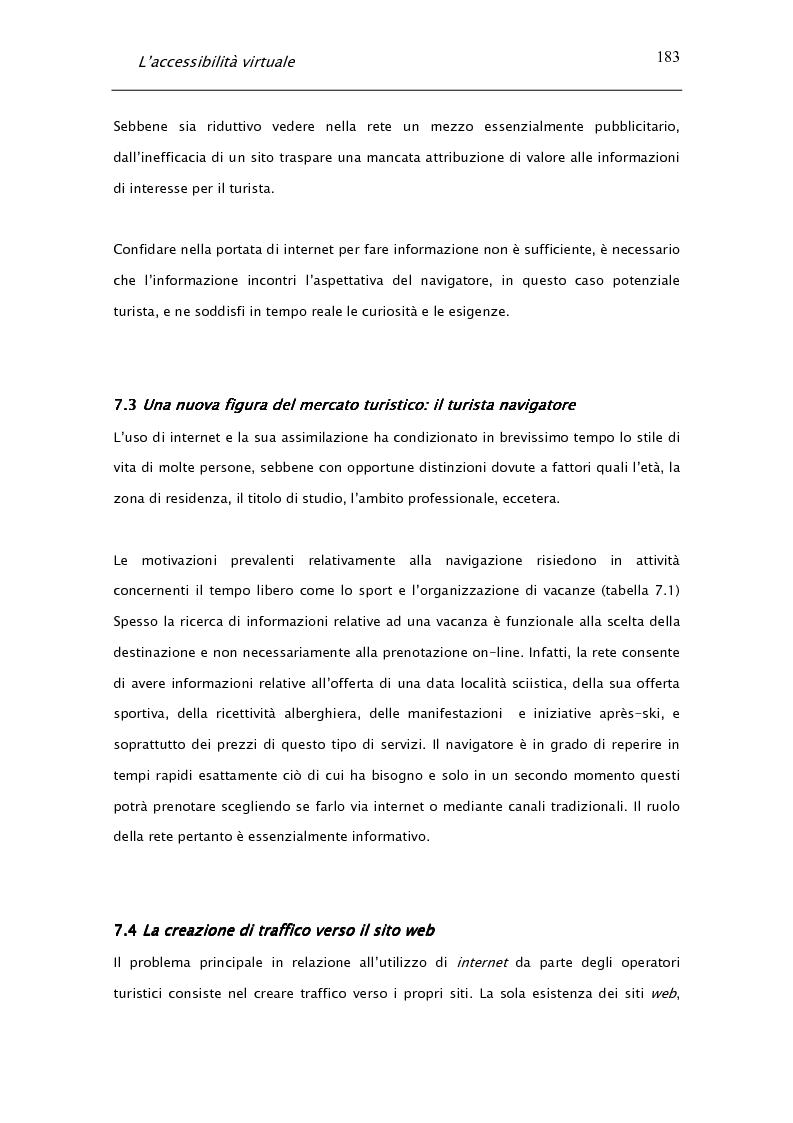 Anteprima della tesi: Il turismo sciistico tra sviluppo sostenibile e esternalità negative, Pagina 3