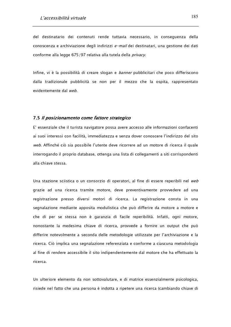 Anteprima della tesi: Il turismo sciistico tra sviluppo sostenibile e esternalità negative, Pagina 5