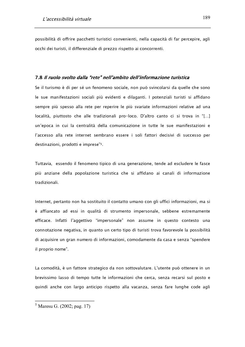 Anteprima della tesi: Il turismo sciistico tra sviluppo sostenibile e esternalità negative, Pagina 9
