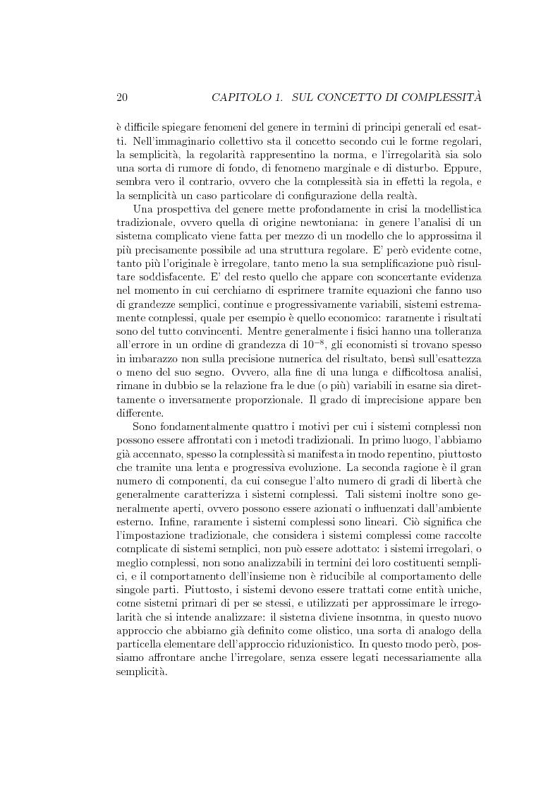 Anteprima della tesi: Un modello di simulazione d'impresa con Matlab, Simulink e Stateflow, Pagina 14