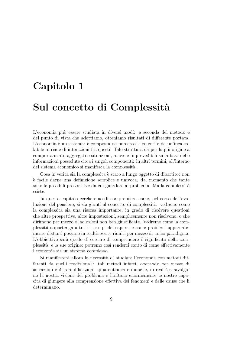 Anteprima della tesi: Un modello di simulazione d'impresa con Matlab, Simulink e Stateflow, Pagina 3