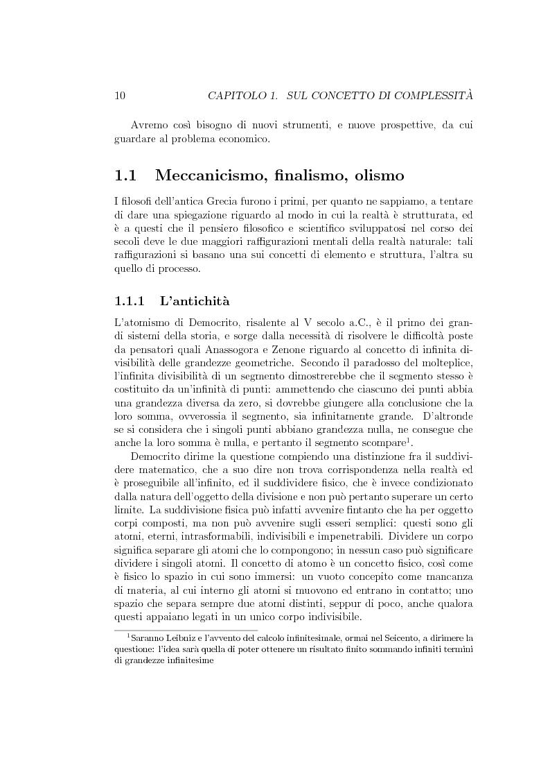 Anteprima della tesi: Un modello di simulazione d'impresa con Matlab, Simulink e Stateflow, Pagina 4