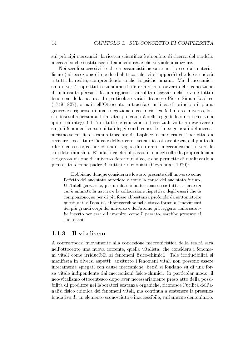 Anteprima della tesi: Un modello di simulazione d'impresa con Matlab, Simulink e Stateflow, Pagina 8