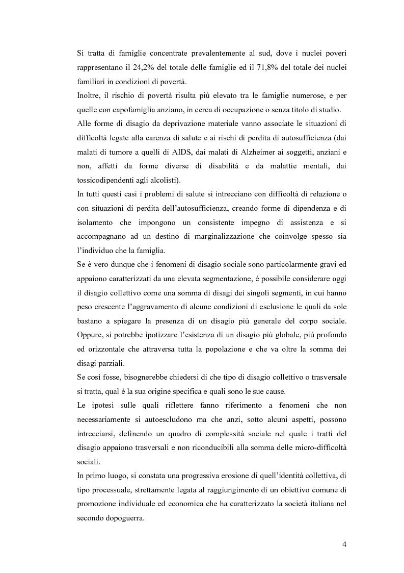Anteprima della tesi: Il lavoro sociale di strada tra devianze e forme di controllo: il ruolo dell'educatore, Pagina 12