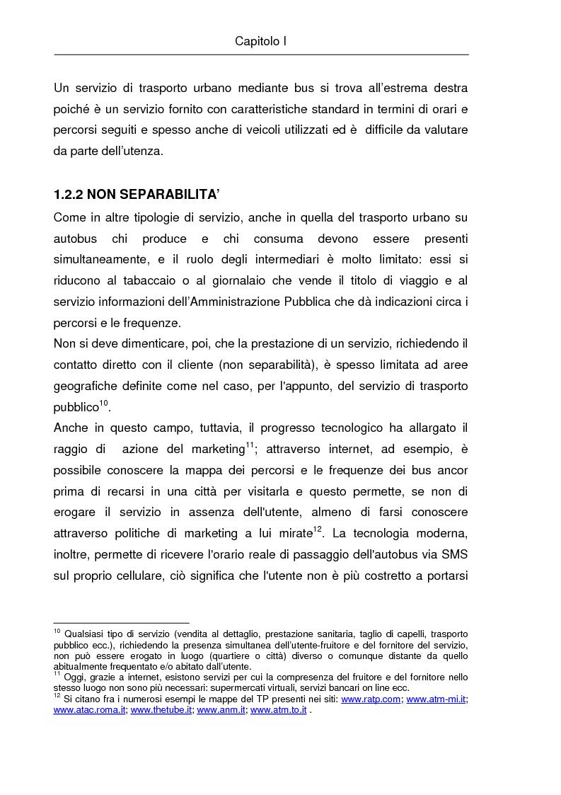 Anteprima della tesi: La comunicazione istituzionale e la gestione delle relazioni esterne nelle aziende pubbliche di trasporto. Il caso ''Brescia Trasporti'', Pagina 15