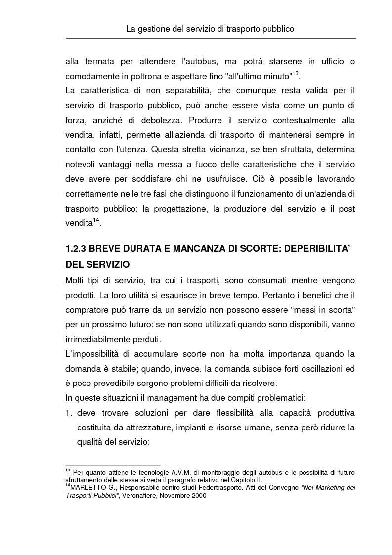 Anteprima della tesi: La comunicazione istituzionale e la gestione delle relazioni esterne nelle aziende pubbliche di trasporto. Il caso ''Brescia Trasporti'', Pagina 16