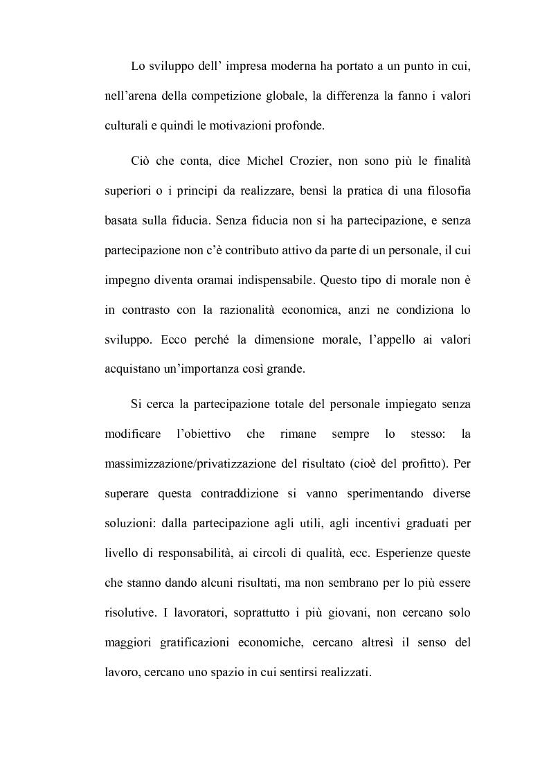 Anteprima della tesi: Il commercio equo e solidale: indagine sugli acquirenti delle ''Botteghe del Mondo'' di Bari e provincia, Pagina 10
