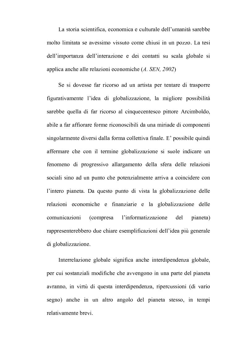 Anteprima della tesi: Il commercio equo e solidale: indagine sugli acquirenti delle ''Botteghe del Mondo'' di Bari e provincia, Pagina 6