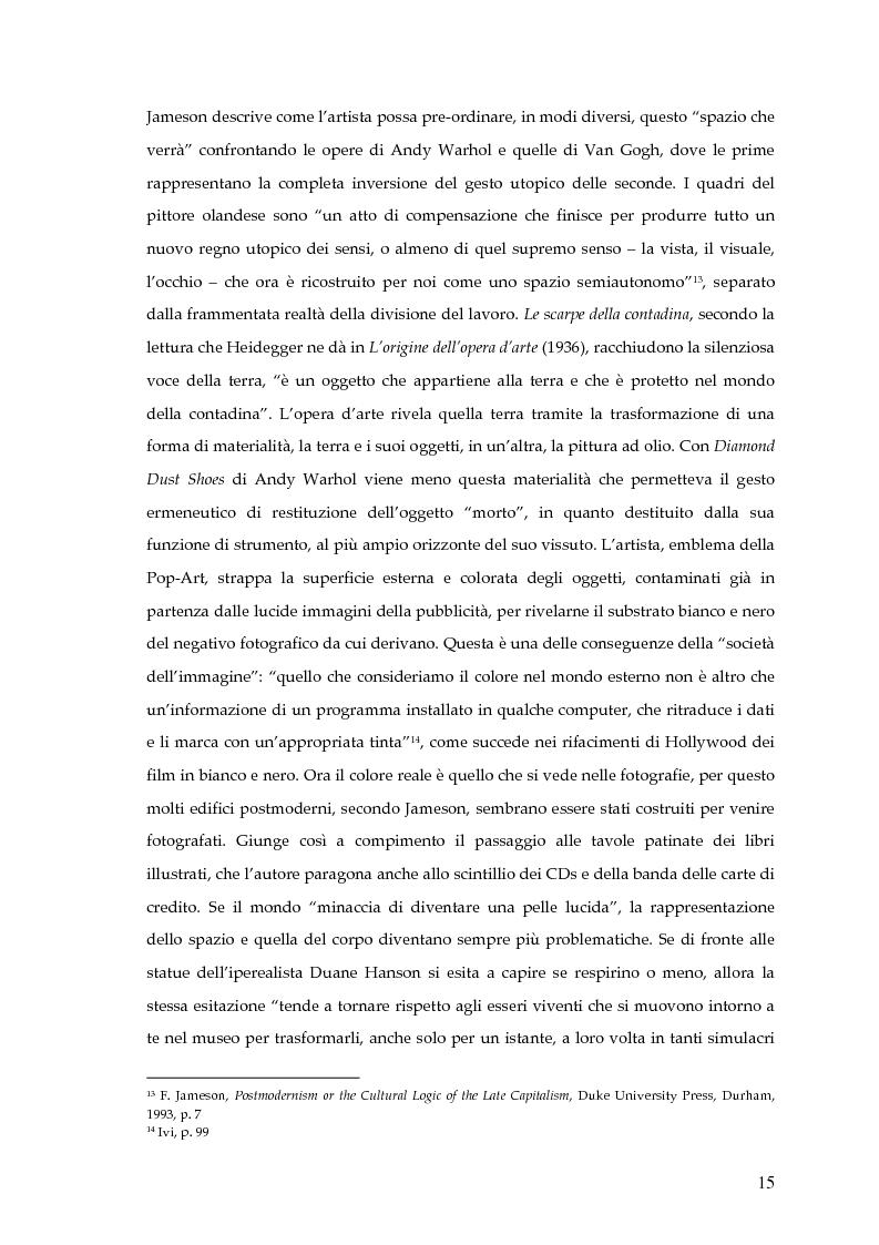 Anteprima della tesi: Il museo postmoderno tra filosofia e pratica culturale, Pagina 12