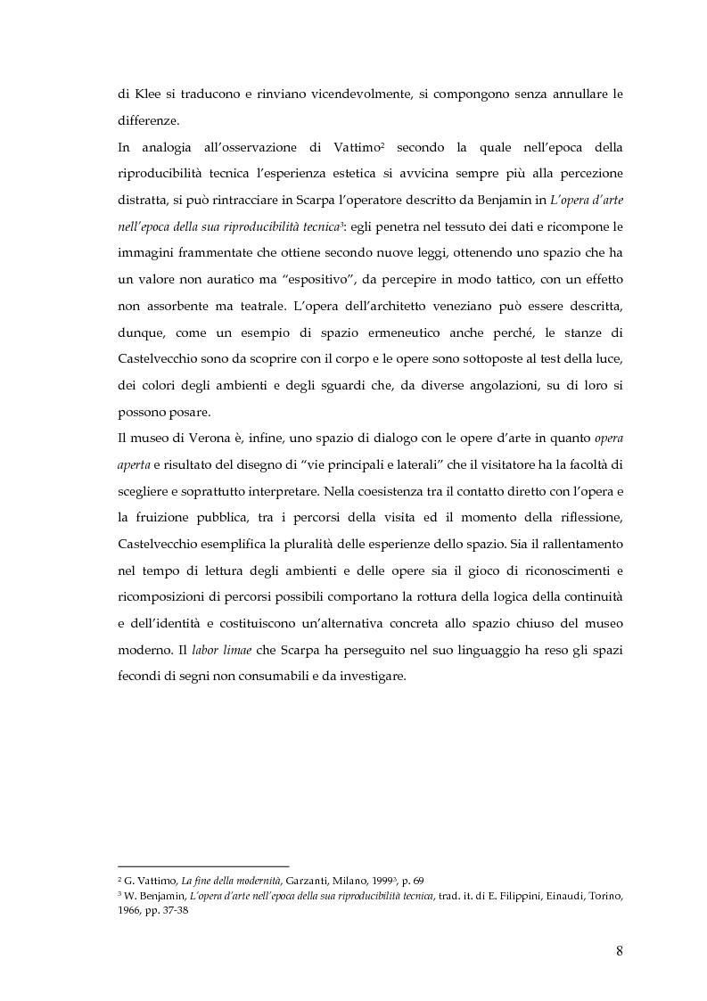 Anteprima della tesi: Il museo postmoderno tra filosofia e pratica culturale, Pagina 5