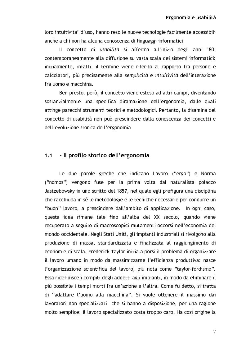 Anteprima della tesi: Studio e valutazione dell'usabilità di un terminale virtuale per trattrice agricola, Pagina 4