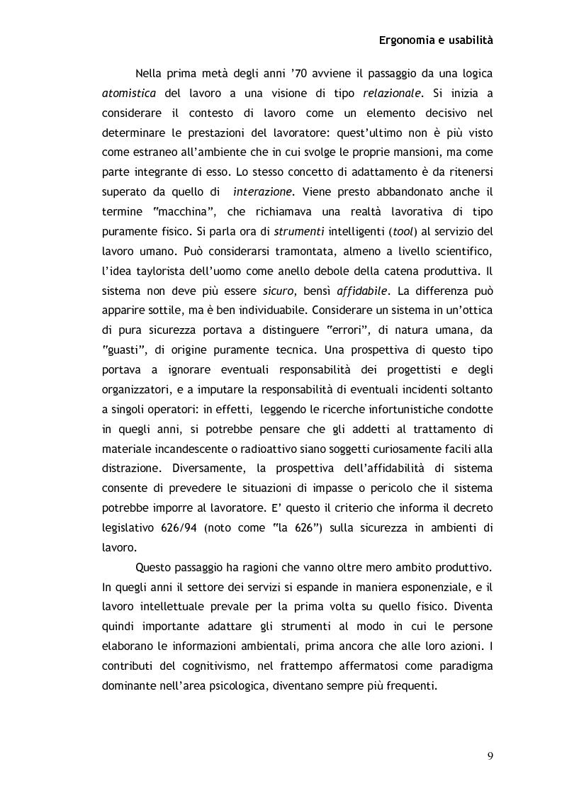 Anteprima della tesi: Studio e valutazione dell'usabilità di un terminale virtuale per trattrice agricola, Pagina 6