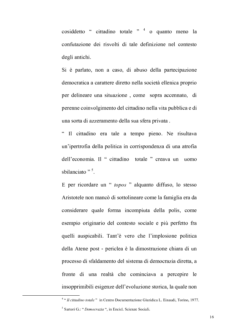 Anteprima della tesi: Democrazia partecipativa e attività giurisdizionale: il controllo dell'opinione pubblica sull'attività giudiziaria, Pagina 10