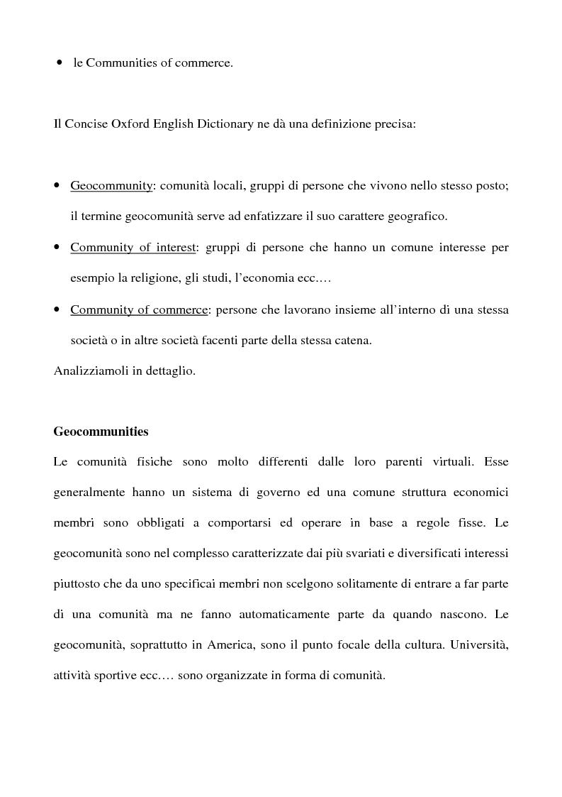Anteprima della tesi: Real Tv e forum on line, Pagina 11