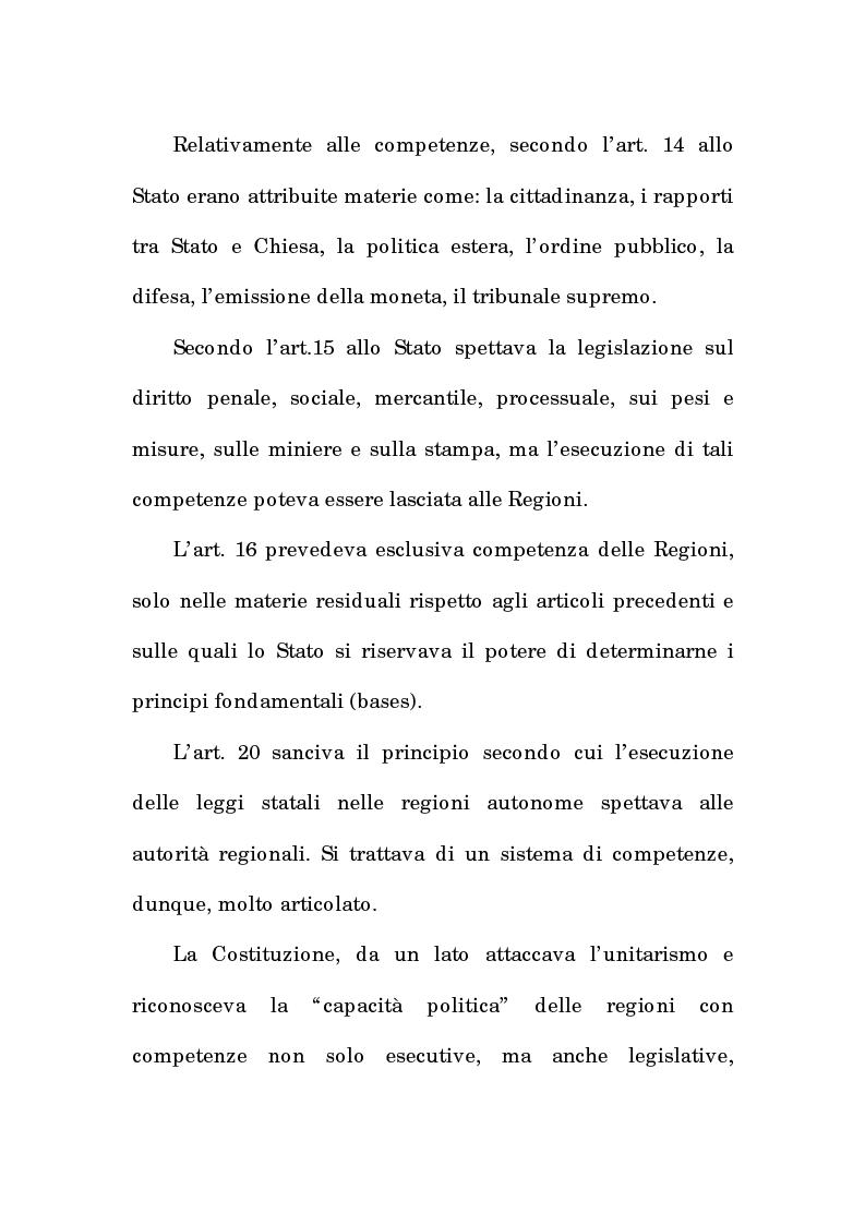 Anteprima della tesi: Asimmetria e flessibilità nel sistema regionale spagnolo, Pagina 8