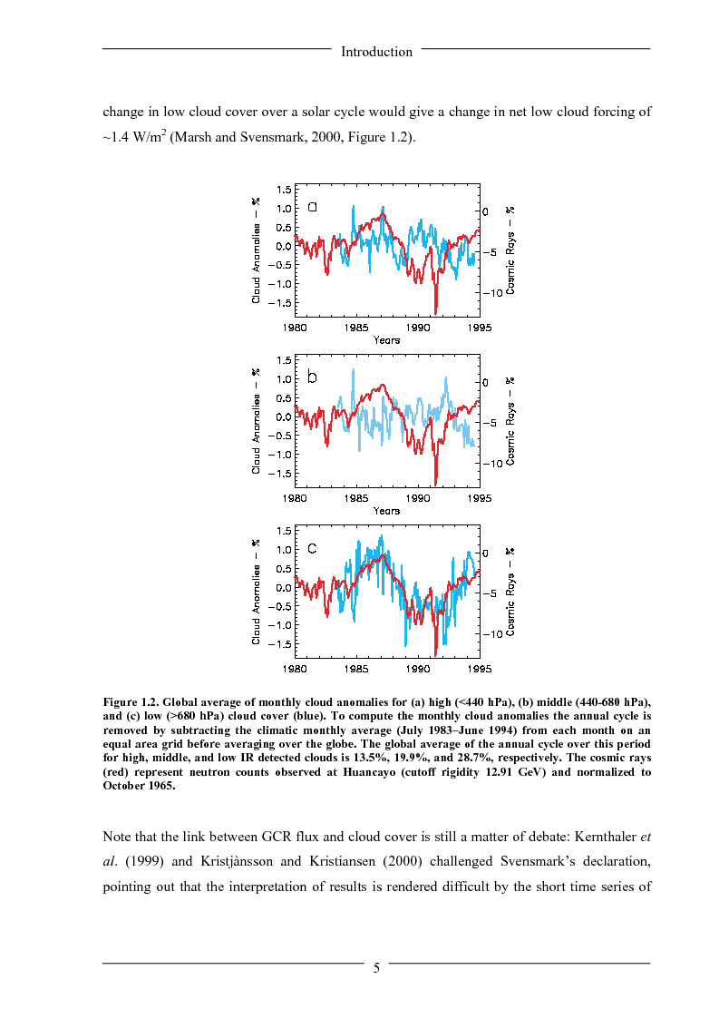 Anteprima della tesi: Influence of solar activity variations on the interplanetary space, Pagina 3