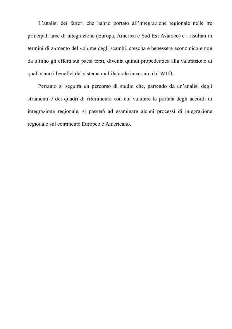 Anteprima della tesi: Globalizzazione: l'integrazione economica, la distribuzione, le politiche economiche, la tecnologia, Pagina 14