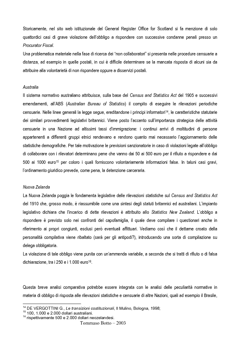 Anteprima della tesi: Le relazioni pubbliche come funzione di census management: analisi comparativa di quindici esperienze censuarie, Pagina 10