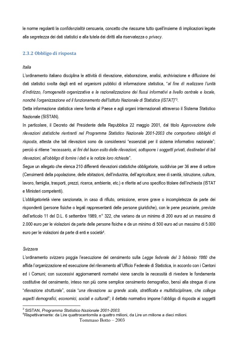 Anteprima della tesi: Le relazioni pubbliche come funzione di census management: analisi comparativa di quindici esperienze censuarie, Pagina 6