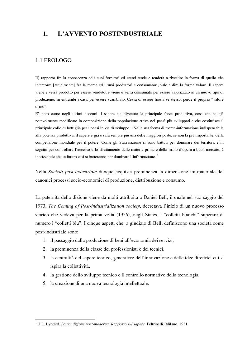 Anteprima della tesi: Luz Das Letras - La luce delle lettere digitali per il salto brasiliano al postindustriale, Pagina 1