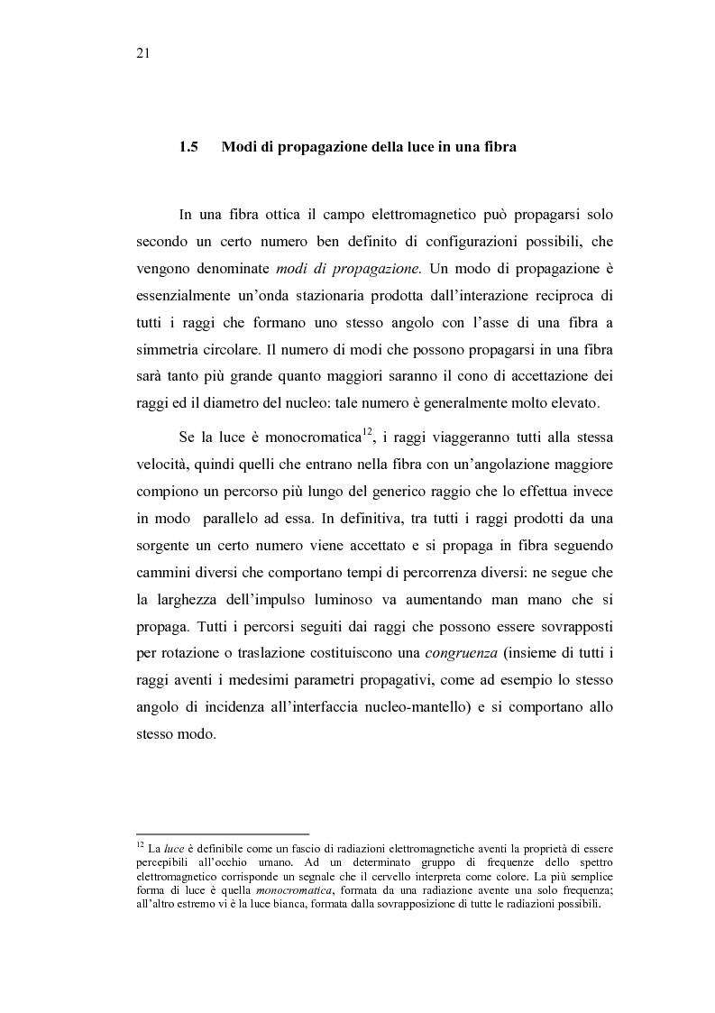 Anteprima della tesi: Analisi di bilancio in una società di telecomunicazioni: un caso operativo, Pagina 15