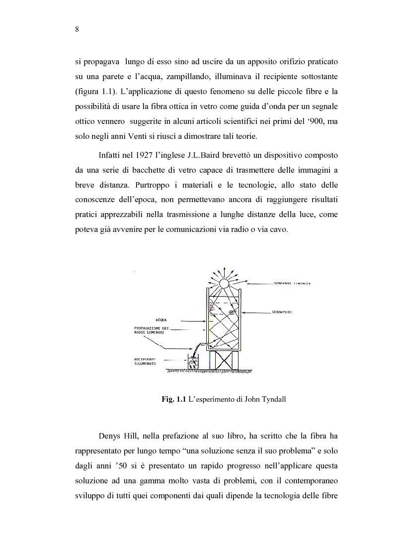 Anteprima della tesi: Analisi di bilancio in una società di telecomunicazioni: un caso operativo, Pagina 2