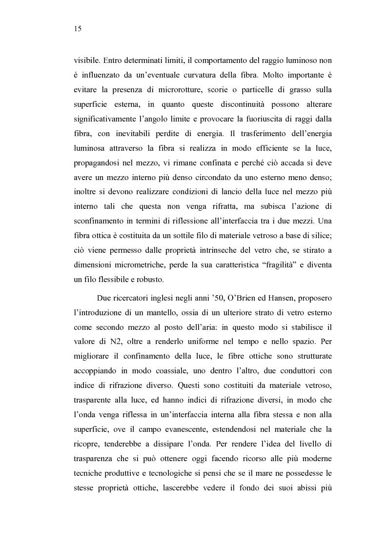 Anteprima della tesi: Analisi di bilancio in una società di telecomunicazioni: un caso operativo, Pagina 9