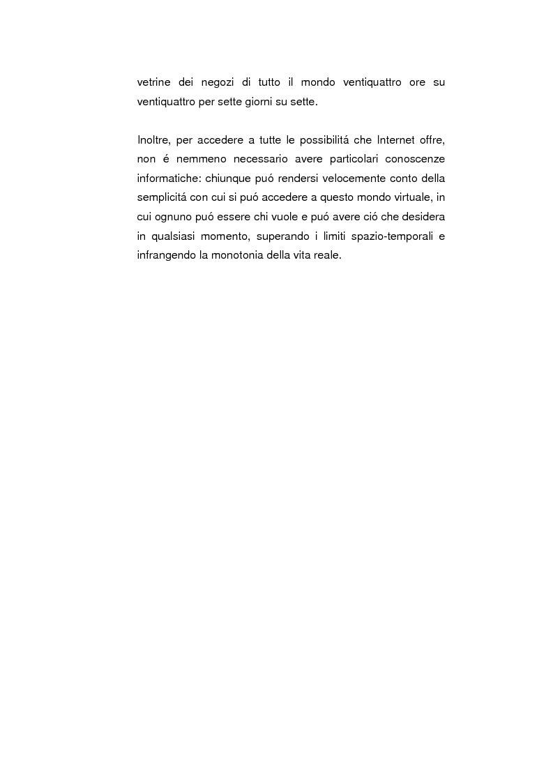 Anteprima della tesi: Psicopatologie delle condotte on-line. Aspetti clinici e psicopatologici correlati all'uso di Internet, Pagina 13