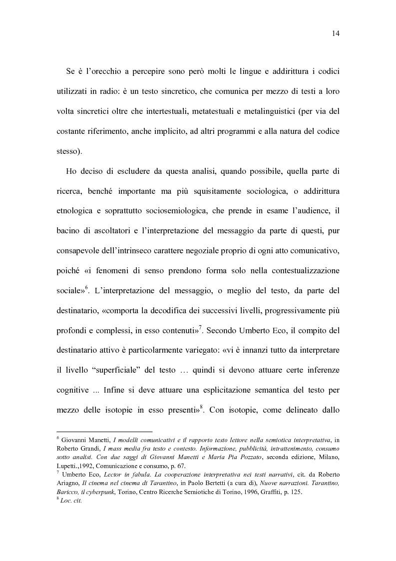 Anteprima della tesi: Radio Beckwith: identità in onda. Una ricerca nella radiofonia comunitaria, Pagina 10