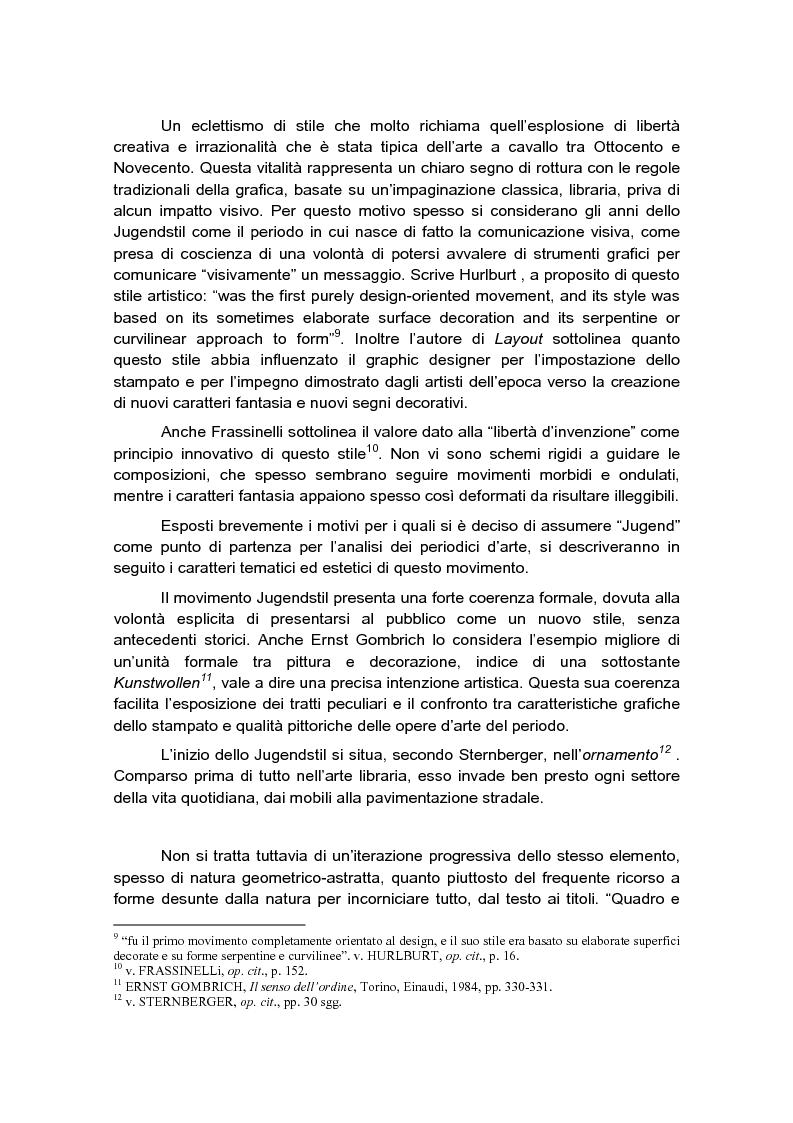 Anteprima della tesi: Tra arte e graphic design, Pagina 3