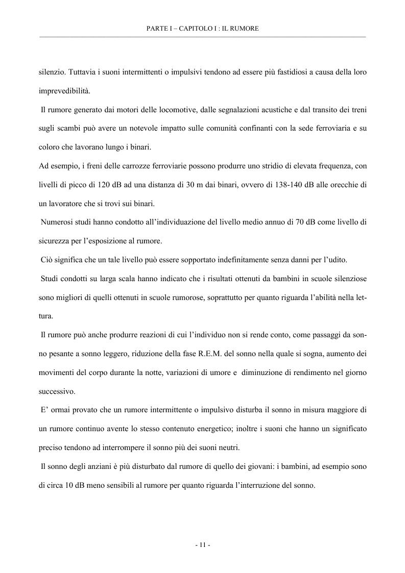Anteprima della tesi: Analisi del rumore e delle vibrazioni per varie tipologie di materiale rotabile, Pagina 13