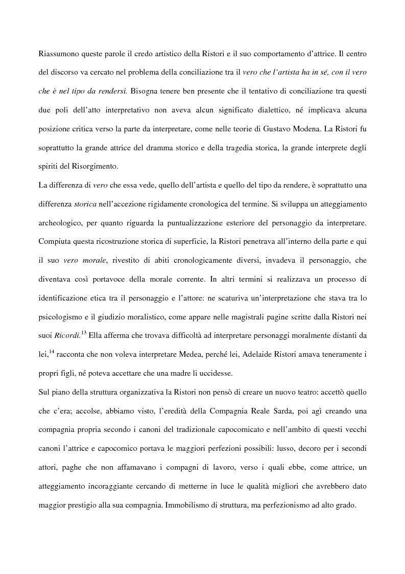 Anteprima della tesi: Maria Antonietta di Paolo Giacometti. Storia di una drammaturgia, Pagina 12