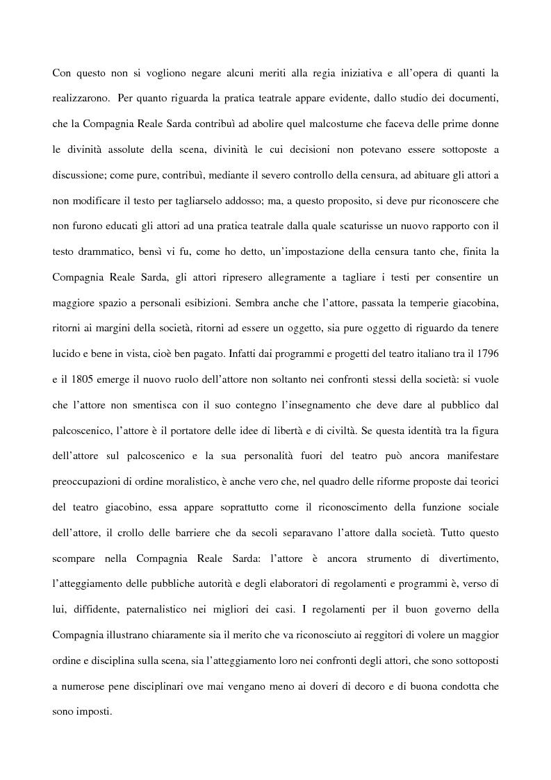 Anteprima della tesi: Maria Antonietta di Paolo Giacometti. Storia di una drammaturgia, Pagina 5