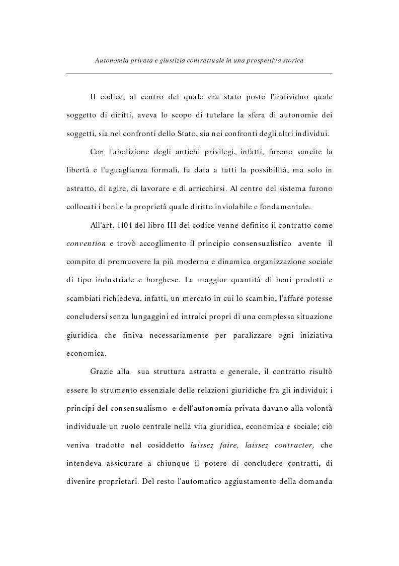 Anteprima della tesi: Abuso di dipendenza economica nella disciplina del contratto, Pagina 12
