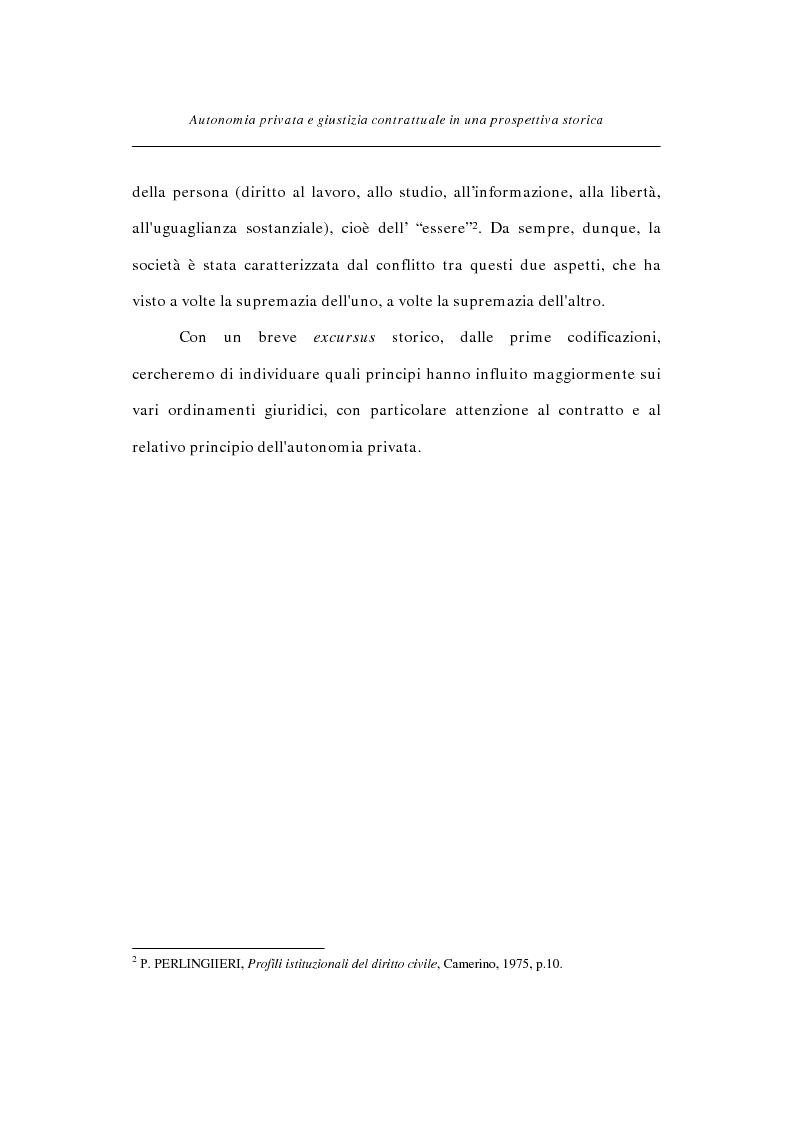 Anteprima della tesi: Abuso di dipendenza economica nella disciplina del contratto, Pagina 7