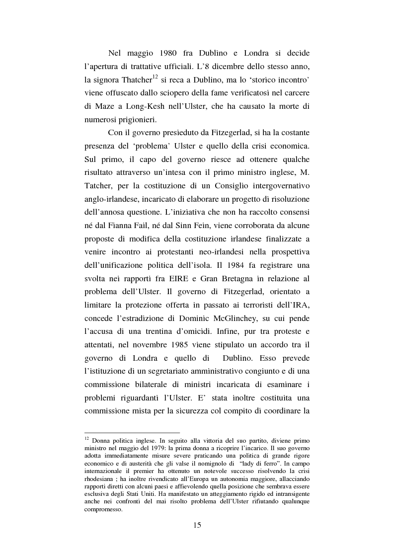 Anteprima della tesi: Diritti umani e politica estera irlandese nel secondo dopoguerra, Pagina 11