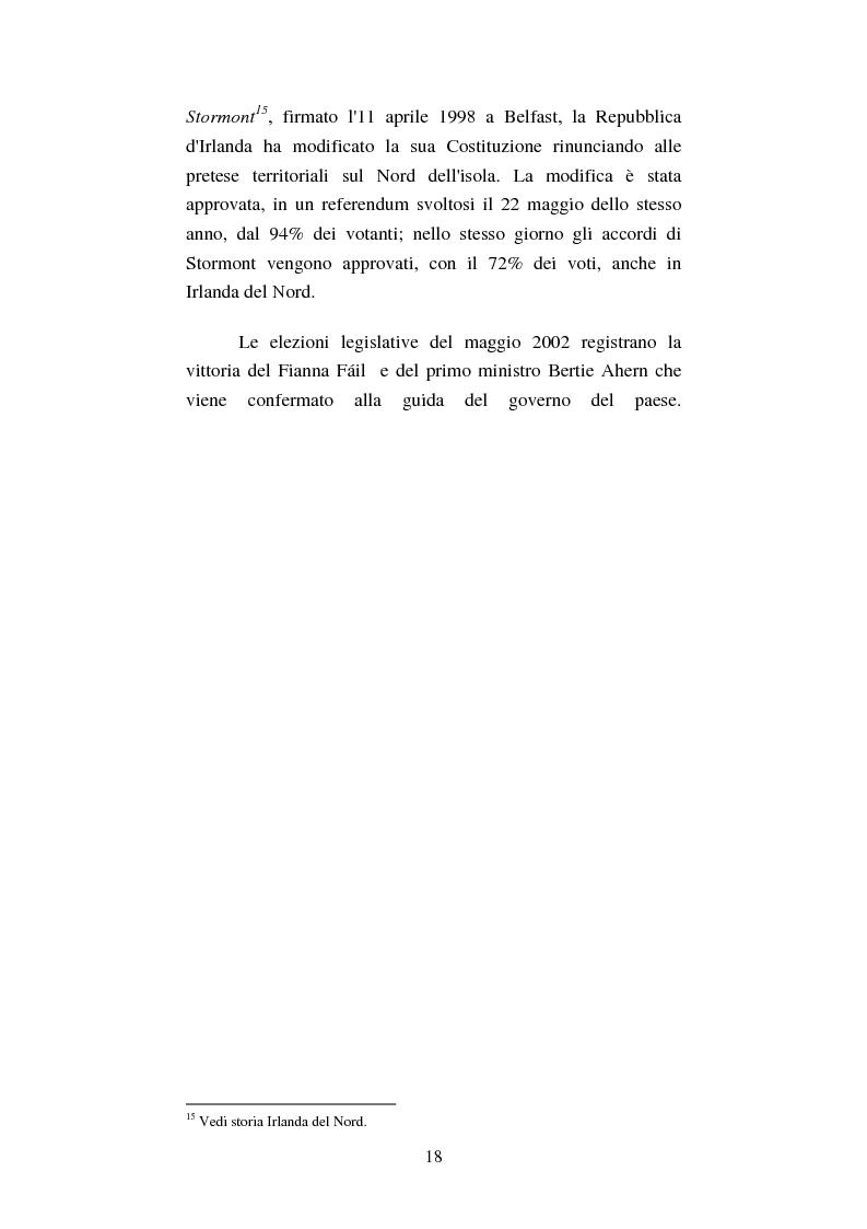Anteprima della tesi: Diritti umani e politica estera irlandese nel secondo dopoguerra, Pagina 14