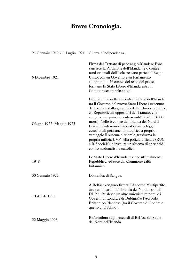 Anteprima della tesi: Diritti umani e politica estera irlandese nel secondo dopoguerra, Pagina 5