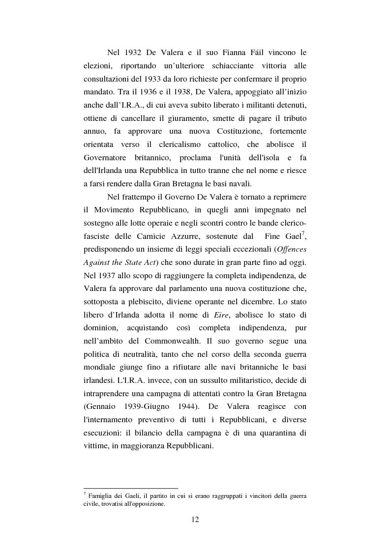 Anteprima della tesi: Diritti umani e politica estera irlandese nel secondo dopoguerra, Pagina 8