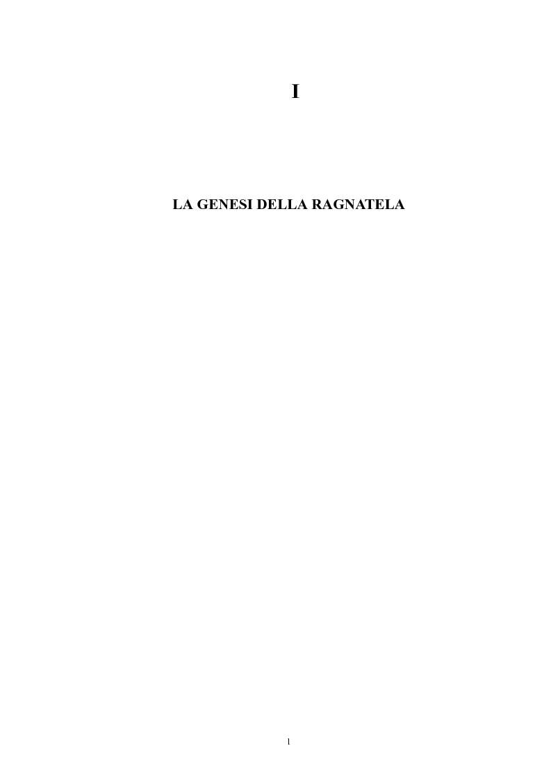 Anteprima della tesi: ''Il Potere è nei media''. La P2 e l'editoria nella stampa italiana e inglese, Pagina 4