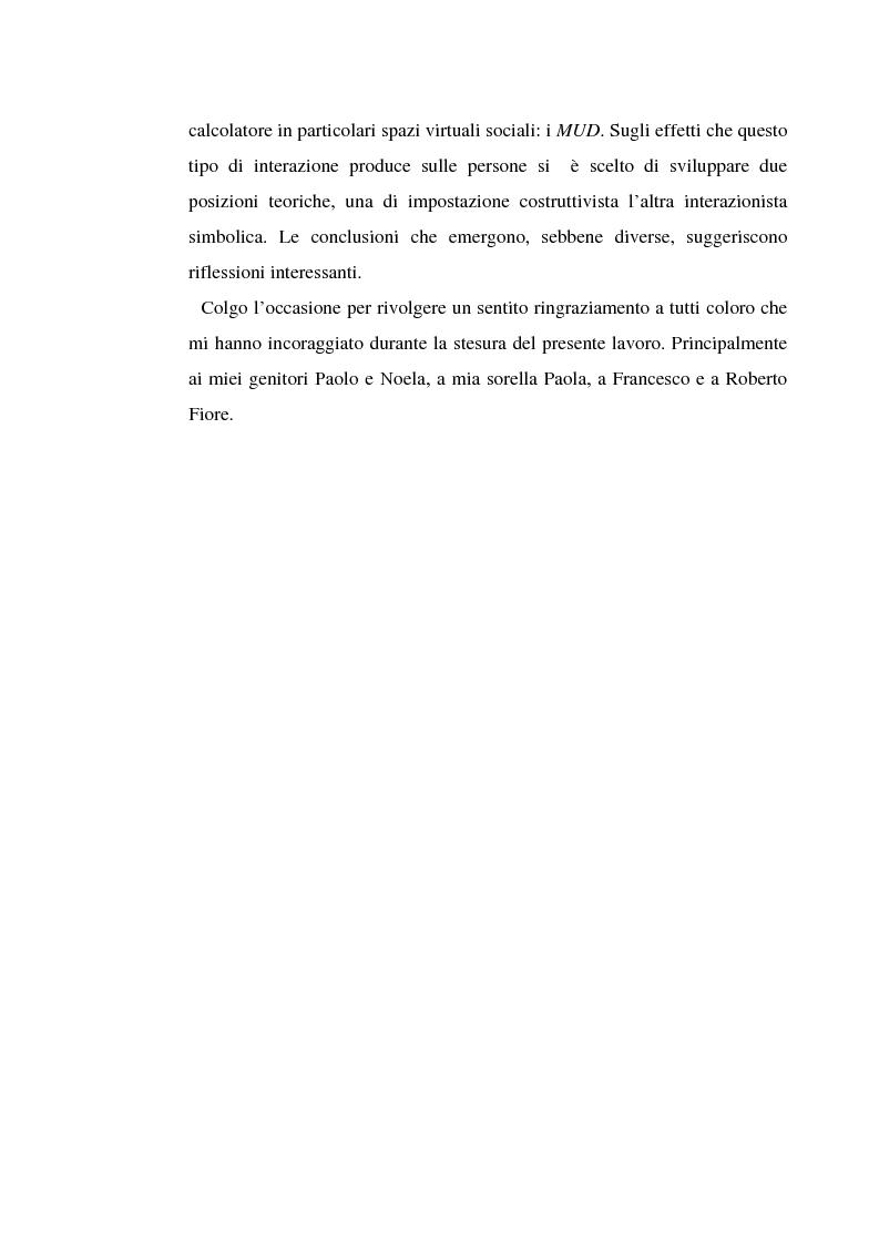 Anteprima della tesi: Identità digitale, Pagina 4