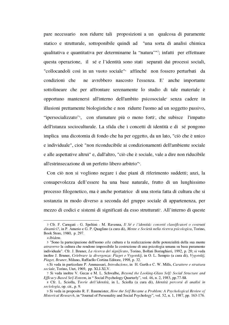 Anteprima della tesi: Identità digitale, Pagina 6