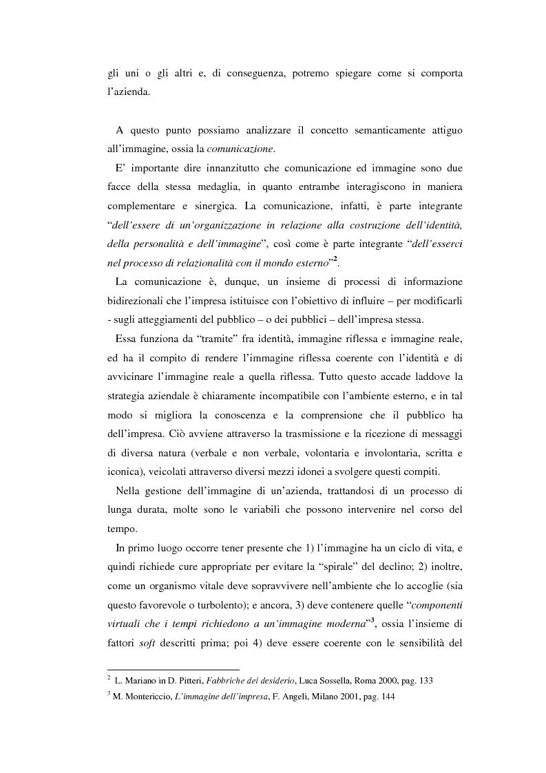 Anteprima della tesi: Comunicare l'immagine di eccellenza - Il caso Ferrari, Pagina 8